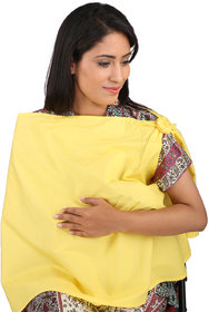 Vixenwrap Yellow Cotton Feeding Wrap