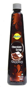 Malvis Pure Chocolate  Syrup , 750 ml
