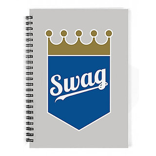 The Fappy Store Royal Swag Crown Notebook
