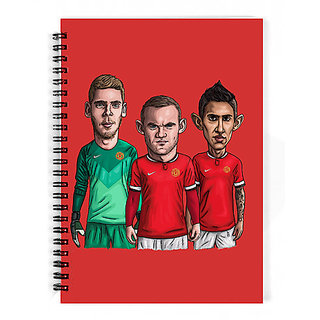 The Fappy Store United Notebook