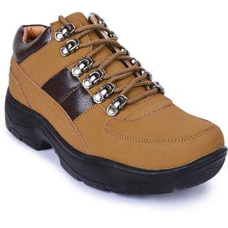 Action-Dotcom MenS Tan Casual Outdoor Shoe