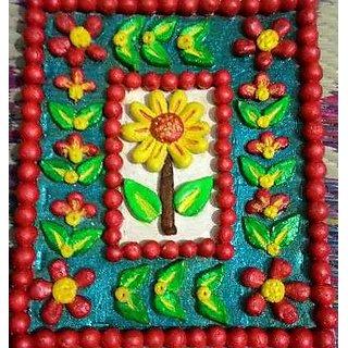 Handicrafts made