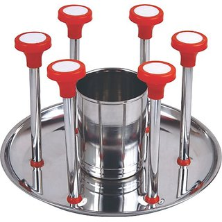 Glass Stand Stainless steel