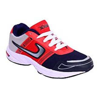 Xpert Online1 Men Red, Black Sports Shoes
