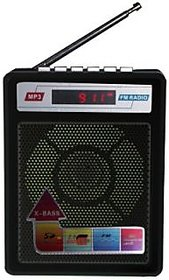BRANDED SONILEX SL SERIES 413/414 DIGITAL DISPLAY RECHARGEABLE FM RADIO WITH MP3 USB/MEMORY CARD PLAY SLOT, SUPER SOUND