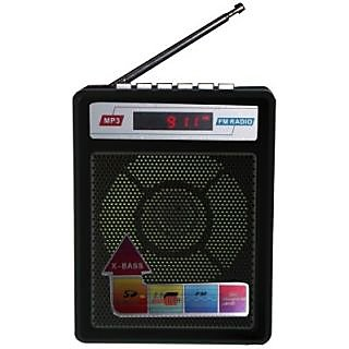 BRANDED SONILEX SL SERIES 413/414 DIGITAL DISPLAY RECHARGEABLE FM RADIO WITH MP3 USB/MEMORY CARD PLAY SLOT  SUPER SOUND