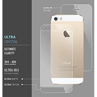 Iphone 5S screen Guard Front  Back
