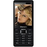 Champion Z1 star Feature Phone (GPRS,Dual Sim,Black)