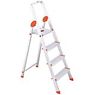 Bathla 3 Step Ladder plus Platform