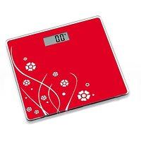Electronics Digital Bathroom Weighing Scale 150 kg Black