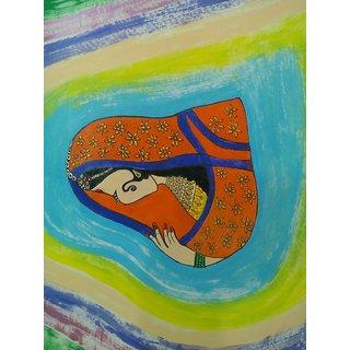 Rajasthani BaniThani Painting