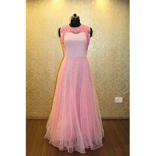 6f01390bab05d Pink Eve Gown