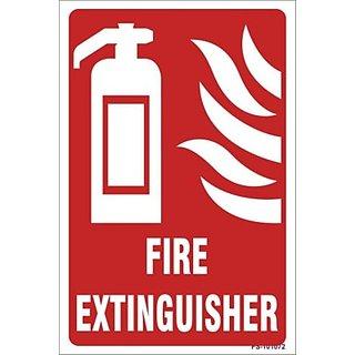 SRI SATYA INDUSTRIES  Fire Extinguisher Emergency Sign glow sign board