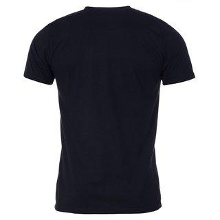 Mens Round Neck T-Shirts Black Colour