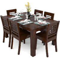Seesam Finish Dinning Set-6 Seater (UD-401)