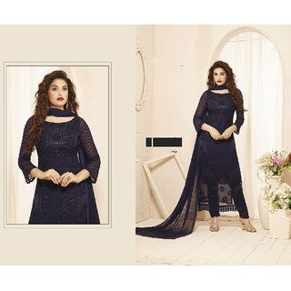 Womens Georgette Dress Material