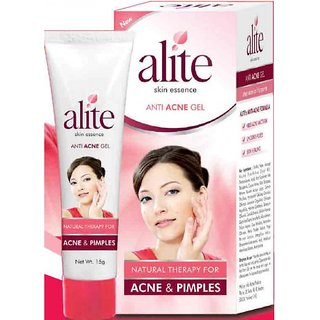 ALITE SKIN ESSENCE ANTI ACNE GEL GEL- FOR ACNE AND PIMPLES (SET OF 4 PCS.)