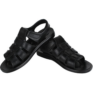 Bersache Black- 217 Men/Boys Sandals  Floaters