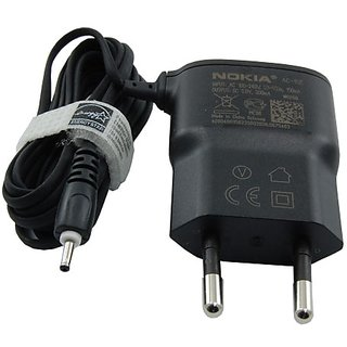 AC-15E Charger For Nokia 1200,1203,1208,1650,1661,2323c,2600,2630,2660,2730,2760,3109,3110,3110,3120,3250,3500,3600,3700