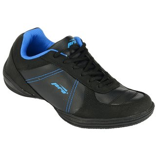 Khadims Pro Black Mens Gym Sneakers