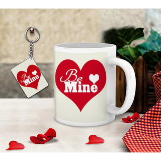 Buy Be Mine Valentines Day Gift For Girlfriend Boyfriend Online