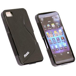 ncase PFBC-8632BK Back Cover / Case for Blackberry Z10 ( Black ) Fashion Back Cover