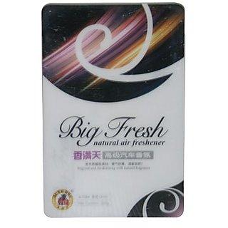 Big Fresh Car Home Office Natural Air Freshener Freshner Gel Perfume - DKNY free shipping