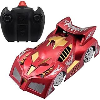 Wall Climbing Car With Remote Control