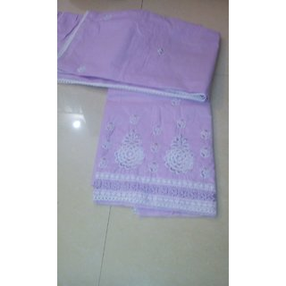 100 pure cotton original Branded Unstitched Dress Material.
