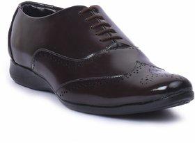 Baaj Brown Formal Shoes BJ7007