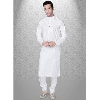 Unstitched Pure Cotton Kurta Payzma