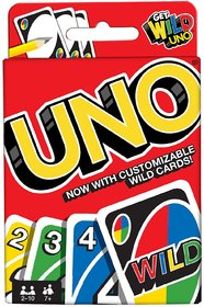 Uno Playing Card Game