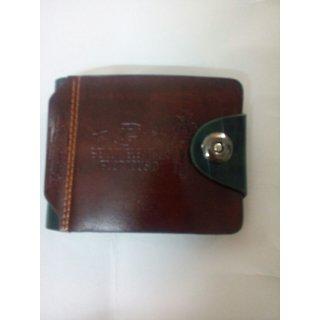 Men Green Wallet