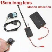 Mini CCTV Remote Control 007 The Devil PC HD Camera Hd Spy Hidden Video Camera