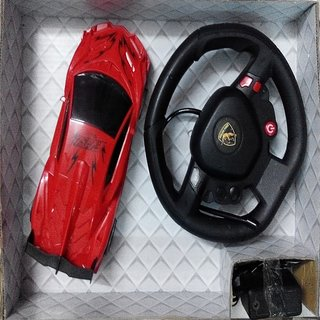Remote Control Rechargeable Car With Steering