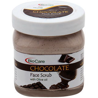 BioCare Face Scrub Chocolate 500 ml