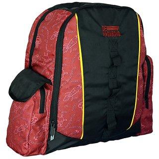 Devagabond Cuck Red Backpacks