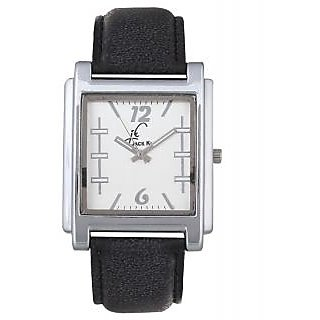 Jack Klein White Dial Analog Casual Wear Watch For Men