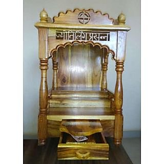Handmade Decorative Wooden Mandir