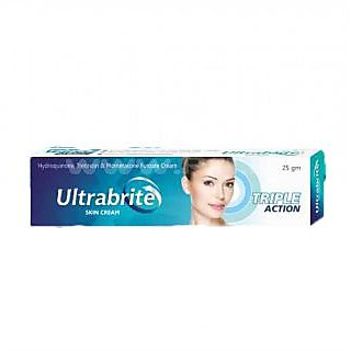 Ultrabrite Triple Action Skin Cream (set of 4 pcs.)