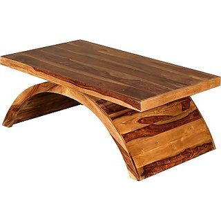 Solid wood coffee table buy solid wood coffee table for Real wood coffee table sets