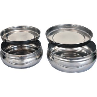 Stainless Steel Containers - Tiffin