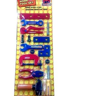 Plastic Tool Kit Toy For Kids