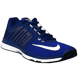 Nike Zoom Blue Running Shoes