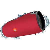 JBL Xtreme Red Portable Bluetooth Mobile/Tablet Speaker With 1 Year Manufacturing Warranty