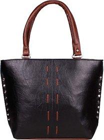 AAYANBAGS Shoulder Bag(Black)