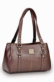 AAYANBAGS Shoulder Bag(Brown)