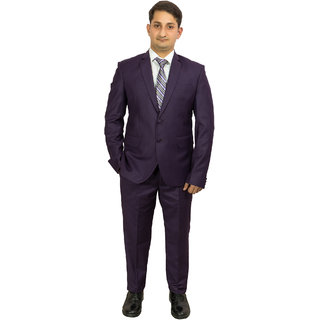 RCM  Purple Colour - Suits For Mens