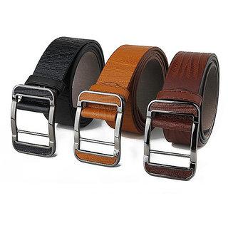 Belt Combo of 3 Belts
