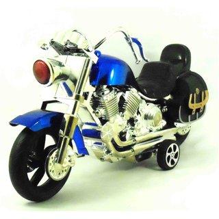 Avenger Bike - Friction Power Drive  Motorbike- Gift Toy For Kids Children
